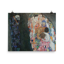 Load image into Gallery viewer, Gustav Klimt - Death and Life