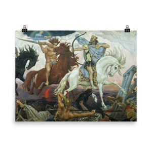 Viktor Vasnetsov - Four Horsemen of the Apocalypse