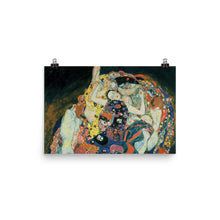 Load image into Gallery viewer, Gustav Klimt - The Maiden (The Virgins)
