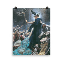 Load image into Gallery viewer, Adolf Hirémy-Hirschl - The Souls of Acheron (Right Panel)