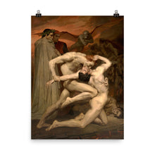 Load image into Gallery viewer, William-Adolphe Bouguereau - Dante and Virgil