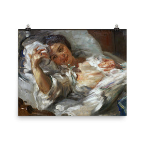 Lovis Corinth - Morning sun