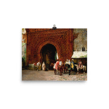 Load image into Gallery viewer, Edwin Lord Weeks - Rabat (The Red Gate)