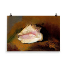 Load image into Gallery viewer, Odilon Redon - La Coquille (The Seashell)