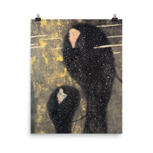 Load image into Gallery viewer, Gustav Klimt - Nixen (Silberfische) - painting