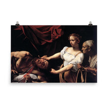 Load image into Gallery viewer, Caravaggio - Judith Beheading Holofernes
