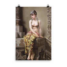 Load image into Gallery viewer, Luis Falero - The Enchantress - Egyptian Dancing Girl