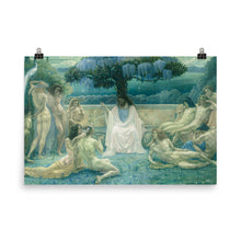 Load image into Gallery viewer, Jean Delville - School of Plato (Athens)