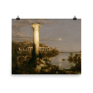 Thomas Cole - The Course of Empire - Desolation