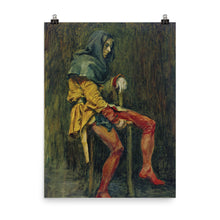 Load image into Gallery viewer, John William Waterhouse - Touchstone, The Jester