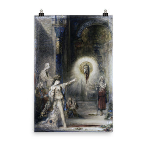 Gustave Moreau - The Apparition - painting