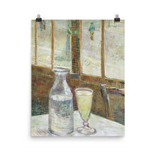 Load image into Gallery viewer, Vincent van Gogh - Café Table with Absinthe