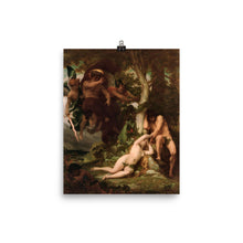 Load image into Gallery viewer, Alexandre Cabanel - Expulsion of Adam and Eve; Paradise Lost