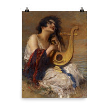 Load image into Gallery viewer, Leopold Schmutzler - Girl with Lyre