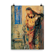 Load image into Gallery viewer, Gustave Moreau - The Toilette (Grooming)