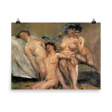 Load image into Gallery viewer, Lovis Corinth - girlfriends