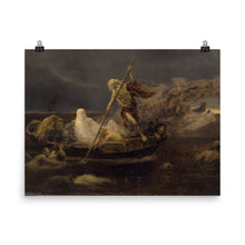 Load image into Gallery viewer, Jose Benlliure Gil - La Barca de Caronte