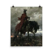 Load image into Gallery viewer, Werner Wilhelm Schuch - The riding death above the battlefield