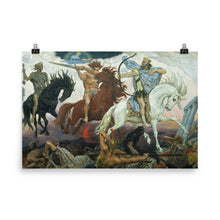 Load image into Gallery viewer, Viktor Vasnetsov - Four Horsemen of the Apocalypse