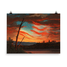 Load image into Gallery viewer, Frederic Edwin Church - Our Banner in the Sky