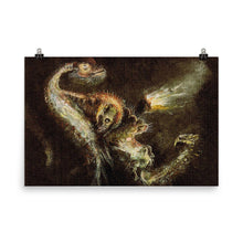 Load image into Gallery viewer, Alfred Kubin - Witch And The Watersnake
