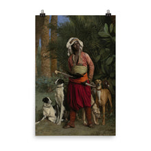 Load image into Gallery viewer, Jean-Léon Gérôme - The Negro Master of the Hounds