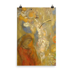 Odilon Redon - Paintings in Musée d'Orsay