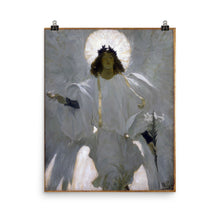 Load image into Gallery viewer, Howard Pyle - Why seek ye the living in the place of the dead, 1905