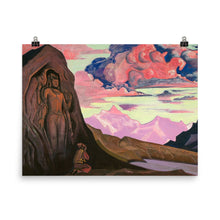 Load image into Gallery viewer, Nicholas Roerich - Maitreya the Conqueror