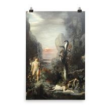 Load image into Gallery viewer, Gustave Moreau - Hercules and the Lernaean Hydra - painting