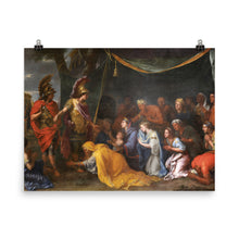 Load image into Gallery viewer, Charles Le Brun - The Queens of Persia at the feet of Alexander, also called The Tent of Darius