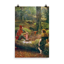 Load image into Gallery viewer, John Collier - In the Forest of Arden