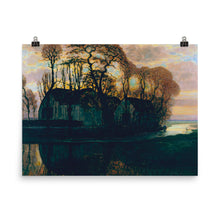 Load image into Gallery viewer, Piet Mondrian - Farm Near Duivendrecht, in the Evening