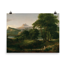 Load image into Gallery viewer, Thomas Cole - The Course of Empire - The Arcadian or Pastoral State