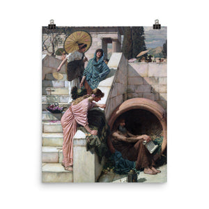 John William Waterhouse - Diogenes