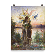 Load image into Gallery viewer, Gustave Moreau - The Sacred Elephant (Péri)