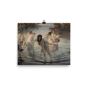 Paul Émile Chabas - Dancing Nymphs