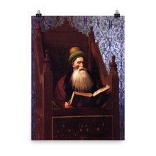 Load image into Gallery viewer, Jean-Leon Gerome - Mufti Reading in His Prayer Stool