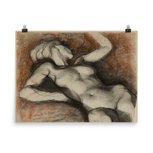 Load image into Gallery viewer, Jean Delville - Nude Woman Resting