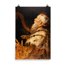 Load image into Gallery viewer, Peter Paul Rubens - King David - painting