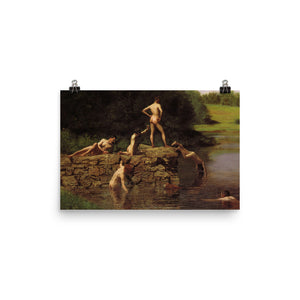 Thomas Eakins - The Swimming Hole