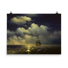 Load image into Gallery viewer, Ivan Aivazovsky - The Brig, Mercury