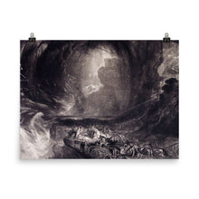 Load image into Gallery viewer, John Martin - The Evening of the Deluge