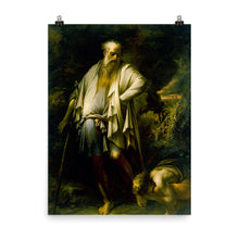 Load image into Gallery viewer, Salvator Rosa - Diogenes Casting Away His Cup