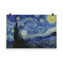Load image into Gallery viewer, Vincent Van Gogh - Starry Night