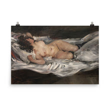 Load image into Gallery viewer, Lovis Corinth - Lying female