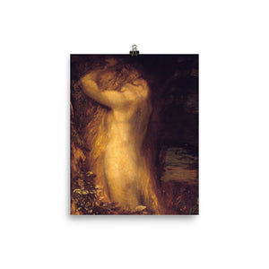 George Frederic Watts - Eve Repentant