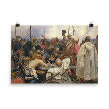 Load image into Gallery viewer, Ilya Repin - Reply of the Zaporozhian Cossacks