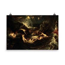 Load image into Gallery viewer, Peter Paul Rubens - Hero and Leander - painting