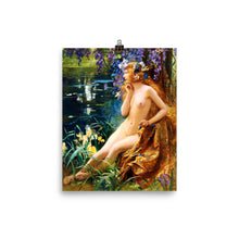 Load image into Gallery viewer, Gaston Bussiere - Water Nymph